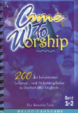 Come-to-worship-liederbuch